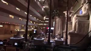 luxor hotel and lobby las vegas