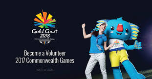 volunteering opportunity at gold coast commonwealth games in  volunteering opportunity at gold coast 2018 commonwealth games in