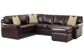 3 piece leather sectional. Unique Leather Leather Sectional Sofa Bradley 3 Piece Chaise As  Configured  Inside O