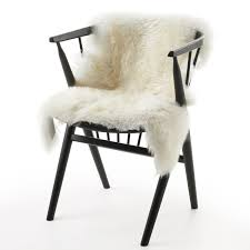 natures collection new zealand sheepskin rug ivory