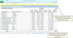 Create Accounting Worksheet Excel