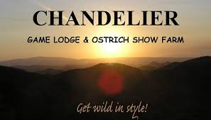 chandelier game lodge ostrich show farm