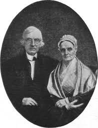 elizabeth cady stanton writework english deguerreotype portrait of lucretia and james mott sitting together
