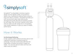 How To Maintain A Water Softener Easywater A No Salt Conditioner
