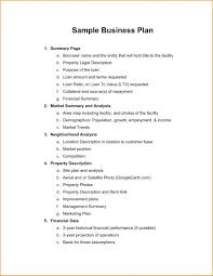 Non Profit Business Plan Template Free Download Word Samplerofit For