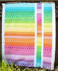 Best 25+ Jelly roll quilting ideas on Pinterest   Jelly roll ... & jelly roll quilt, cute and easy!! Love the bright colors for a baby Adamdwight.com