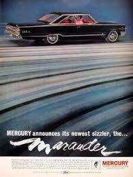 1963 mercury marauder fastback mercury pinterest mercury 1963 Marauder Wiring Help Ford Muscle Forums 1963 mercury marauder ad