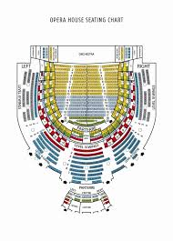 Terrace Theater Kennedy Center Seating Chart Kennedy Center Opera House Seating Chart Seating Chart