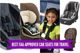 travel car seat faa approved car seats