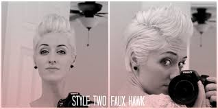 60 Hair Style women faux hawk hairstyle 60 with women faux hawk hairstyle 4961 by wearticles.com
