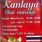 kanlaya thai helsingborg massage