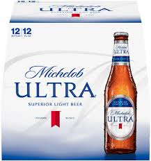 michelob ultra superior light beer 12 pack