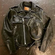 vintage de luxe leather jacket 709 best vintage leather jackets of the kool kind images on