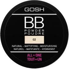 <b>Gosh BB Powder</b> 6,5 gr. - 02 Sand