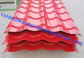 ppgi steel coils hot dip galvanized steel sheet and corrugated steel roofing sheets pe pvdf paint coated 840mm