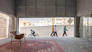 What Is Heritage Interior Design Leopold Banchini Builds Bahrain Gallery House For