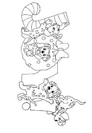 Kleurplaat Tinkerbell Kerst