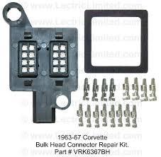 repair components bulk head connector repair kits