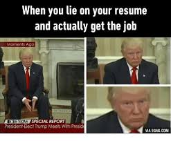 Resume, The Job, and Lie on Your Resume: When you lie on your