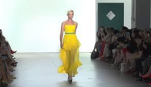 Leanne <b>Marshall Runway</b> Show New York Fashion Week SS18