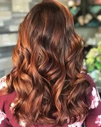 Light Copper Brown Hair Color Natural Medium Brown Hair With Light Copper Highlights