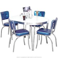 retro kitchen tables and chairs table vintage chrome canada