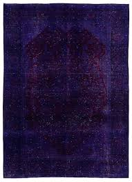 over dyed rugs purple rug purple over dyed rug x purple rugs over dyed vintage rugs