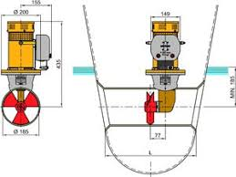 vetus 75kgf bow thruster (12 and 24 volt d c ) french marine Vetus Bow Thruster Wiring Diagram 75kgf bow thruster dimensions Vetus Bow Thruster Manual