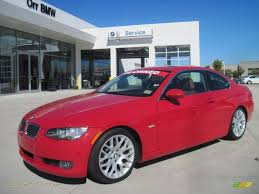 Coupe Series 328i bmw 2008 : 2008 BMW 3 Series 328i Coupe in Crimson Red - 133913 | Jax Sports ...