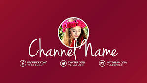 31 Youtube Banner Templates Free Sample Example Psd Downloads