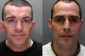 Stephen Wales (left) who was found guilty of manslaughter and Michael McKevitt who was convicted of the murder and of Pauline Beattie _300 - stephen-wales-left-who-was-found-guilty-of-manslaughter-and-michael-mckevitt-who-was-convicted-of-the-murder-and-of-paul