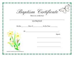 Dedication Certificate Samples New Baptism Certificate Xp4eamuz