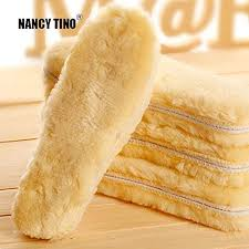 CUSHY <b>NANCY TINO</b> Unisex Insoles Thick Pad Warm Insoles ...
