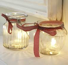 How To Decorate Candle Jars Top Christmas Candle Decorations Ideas Christmas Celebration 20