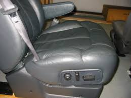 gm bucket seat controls on side seats with these controls have all options electric lumbar electric recliner 6 way power seats