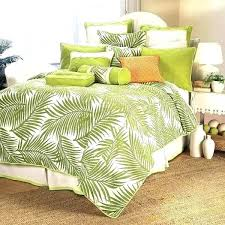 palm tree twin bedding comforter sets queen full size comforters king pattern bed sheets