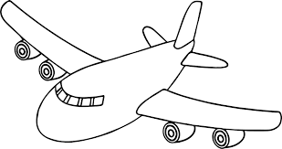 Small Picture Front Airplane Coloring Page Wecoloringpage