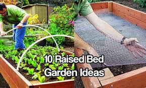 Small Picture Raised Gardens Ideas Garden Design Ideas