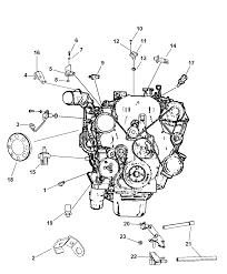 2007 Dodge Nitro Parts Diagram