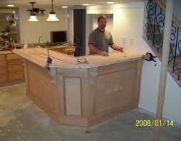 Full Size of Bar:wonderful Inspiration Build A Basement Bar Best 25 Bar  Plans Ideas ...