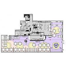 Vending Machine Cad Block Plan Delectable Refectory And Kitchen Design CAD Drawing CADblocksfree CAD Blocks