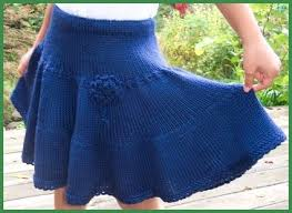 Knit Skirt Pattern Adorable Girl Twirly Skirt Watch Out Your Girl May Be Too Cute In This Skirt