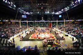 Family Arena Seating Chart Circus Circus Floor
