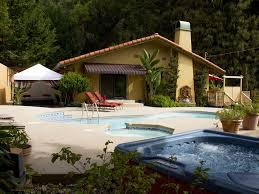 enjoy the peace and natural environment of villa soquel