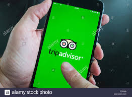 tripadvisor app logo. Beautiful Tripadvisor Tripadvisor Travel App Logo On Screen Of IPhone 6 Plus Smart Phone  Stock  Image Intended App Logo I