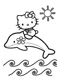Small Picture coloring pages of mermaids and dolphins decimamas Mermaid Dolphin