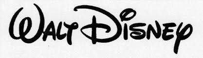 How is the Walt Disney Logo drawn or constructed? — TypeDrawers