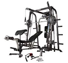 Md 9010g Exercise Chart Marcy Md 9010g Smith Machine Fitnessdigital