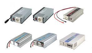 OFF-GRID PURE SINE WAVE INVERTER <b>12V</b>/<b>24V</b> DC to 110V ...