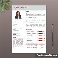 Modern Formatted Resume Templates Clean Resume Template Cv Template Modern Resume Template Curriculum Vitae Resume Format Design Instant Cv Download Lebenslauf Teacher